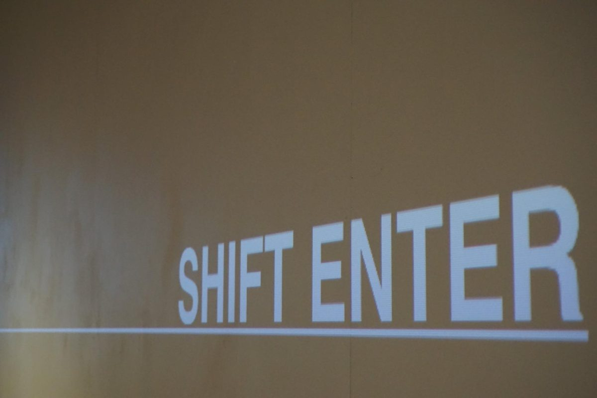 Shift_Enter