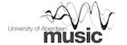 University of Aberdeen Department of Music logo